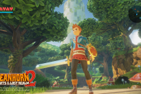 OCEANHORN 2: KNIGHTS OF THE LOST REALM